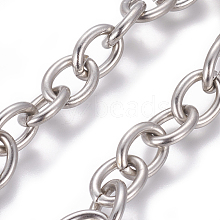 304 Stainless Steel Rolo Chains CHS-L020-040P