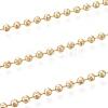 Brass Ball ChainsCHC-M020-19G-1