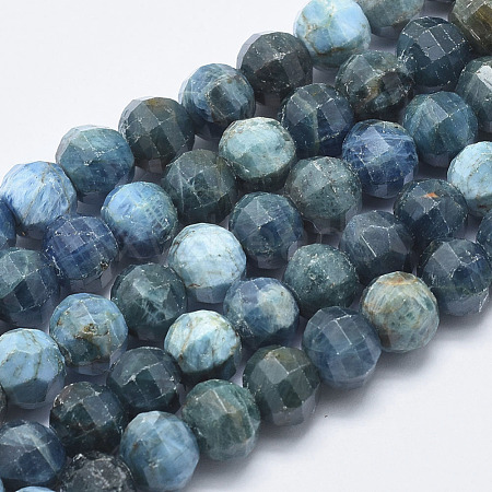 Natural Apatite Beads Strands G-K246-38-1