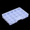 Plastic Bead Storage ContainersCON-Q031-04B-2