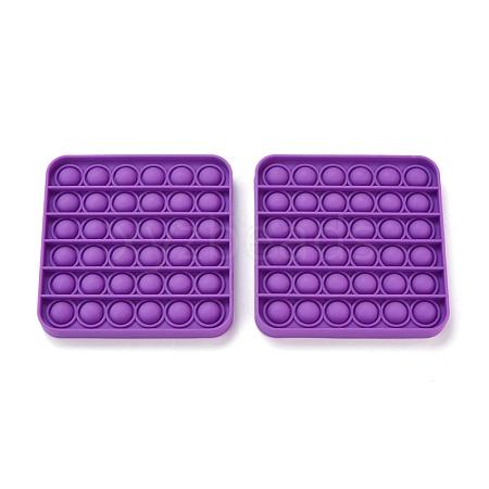 Silicone Push Pop Bubble Fidget Sensory ToyDIY-J004-F03-1