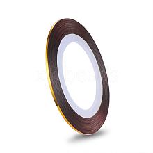 Self-adhesive Ultra Thin Laser Line Nail Stickers MRMJ-K006-03-25