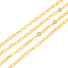 Brass Cable Chains CHC-T008-06C-G