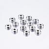 304 Stainless Steel Spacer BeadsSTAS-L198-33C-1
