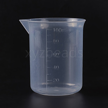 Measuring Cup Plastic Tools TOOL-WH0100-11