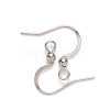 304 Stainless Steel French Earring HooksSTAS-S111-004-1