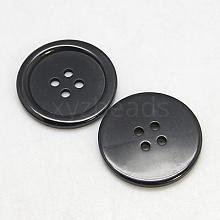 Resin Buttons RESI-D030-20mm-02