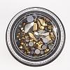 Glass Rhinestone CabochonsMRMJ-S014-002C-2