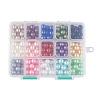 15 Colors ABS Plastic Imitation Pearl BeadsSACR-JP0004-07-10mm-3