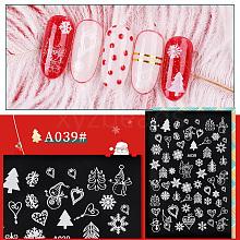 Self-Adhesive Nail Art Stickers MRMJ-S012-036H
