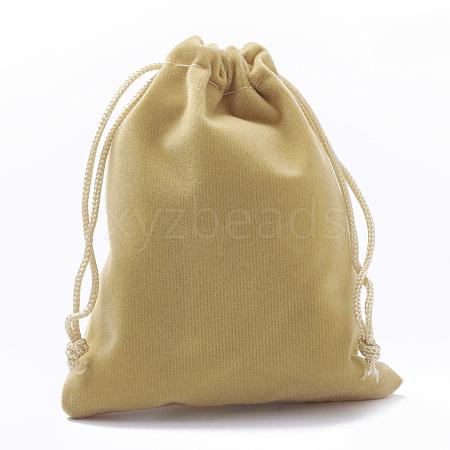 Rectangle Velvet PouchesTP-R002-10x12-11-1